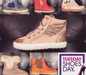 Next Children #TuesdayShoesday