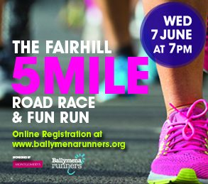 Fairhill 5 Mile Road Race & Fun Run