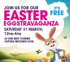 Great Day at Easter Eggstravaganza