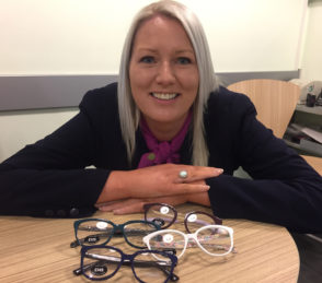 Specsavers Claire Craig Gains Qualifications