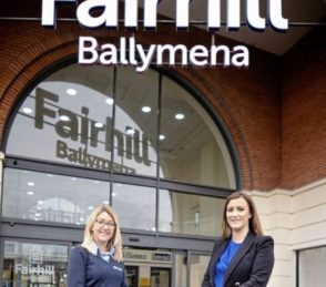 Fairhill Shopping Centre Goes Green