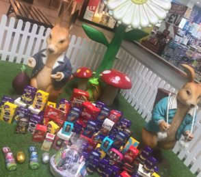 Easter Egg Appeal Donations