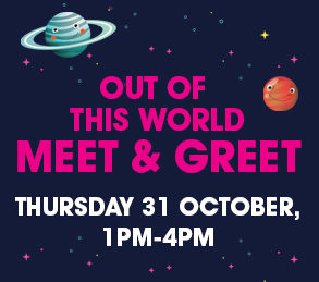 Out of this World Meet & Greet