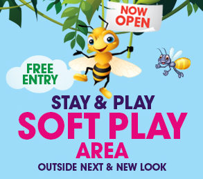 Stay & Play Soft Play Area