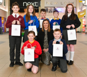 Fairhill Shopping Centre Welcomes Local Primary Schools