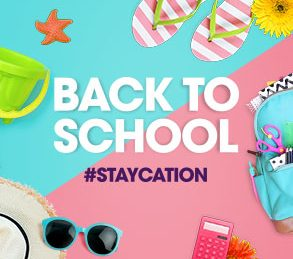 #Staycation Tips 2: Back to School