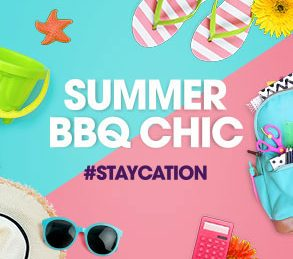 #Staycation Tips 5: Summer BBQ Chic