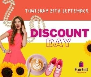 Fairhill Discount Day