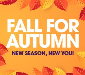 #Fall for Autumn; Welcome to a new Season