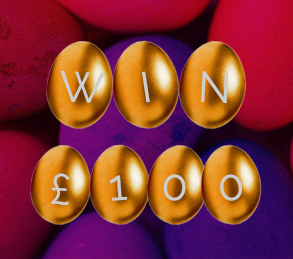 Find the hidden Easter Eggs for your chance to win a £100 Fairhill Shopping Centre Voucher – Closed