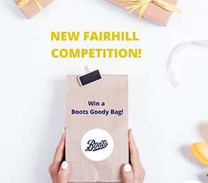 Win A Boots Goody Bag – Closed
